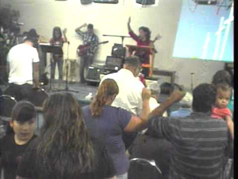 Pastor Victor Pagan en IglesiadeDiosBethesda78207