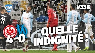 Replay #338 : Débrief Francfort vs Marseille (4-0) - #CD5