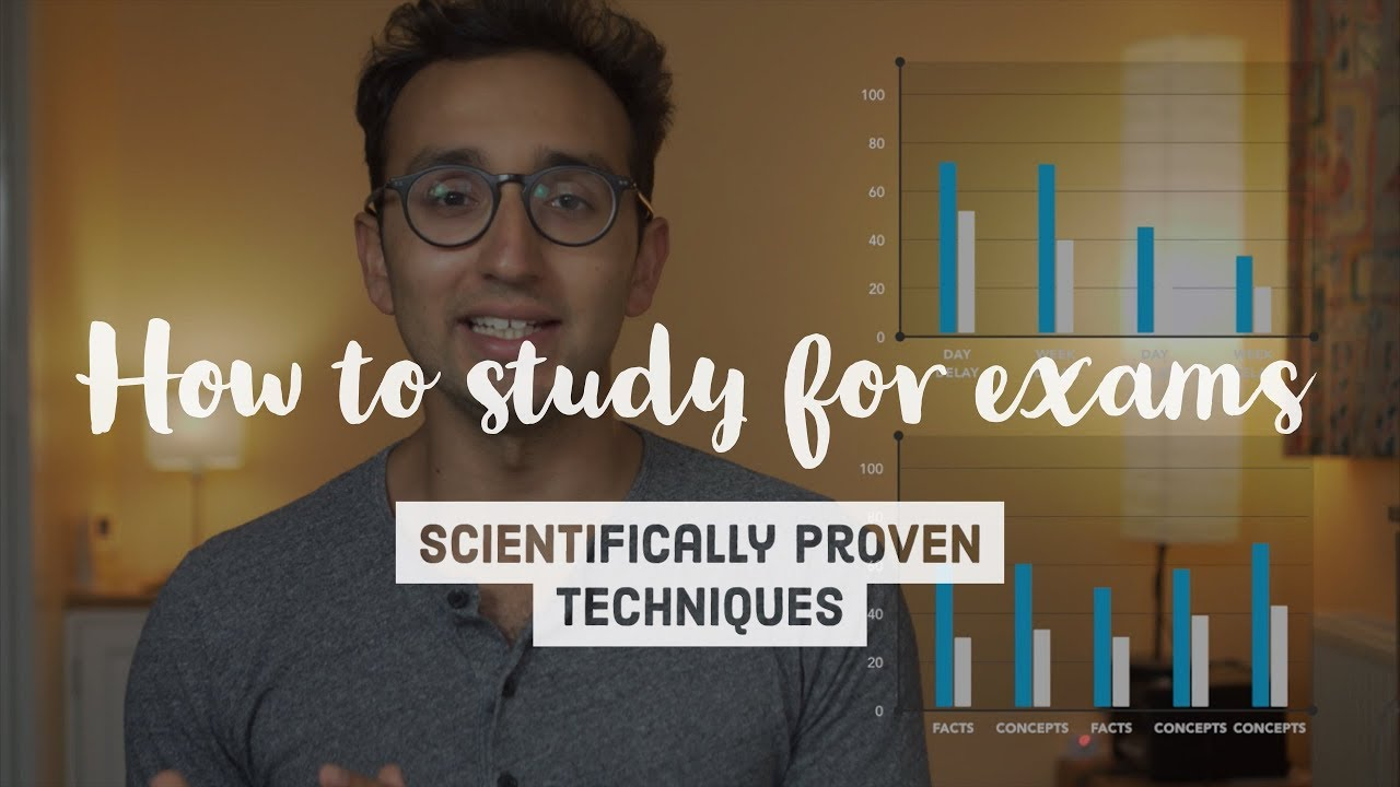 Download How to study for exams - Evidence-based revision tips