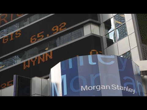Morgan Stanley to Buy E-Trade, Linking Wall Street and Main Street