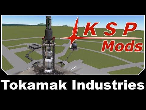 KSP Mods - Tokamak Industries