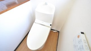 トイレリフォーム TOTO GG-800 充実機能が素晴らしい~!(^^)b