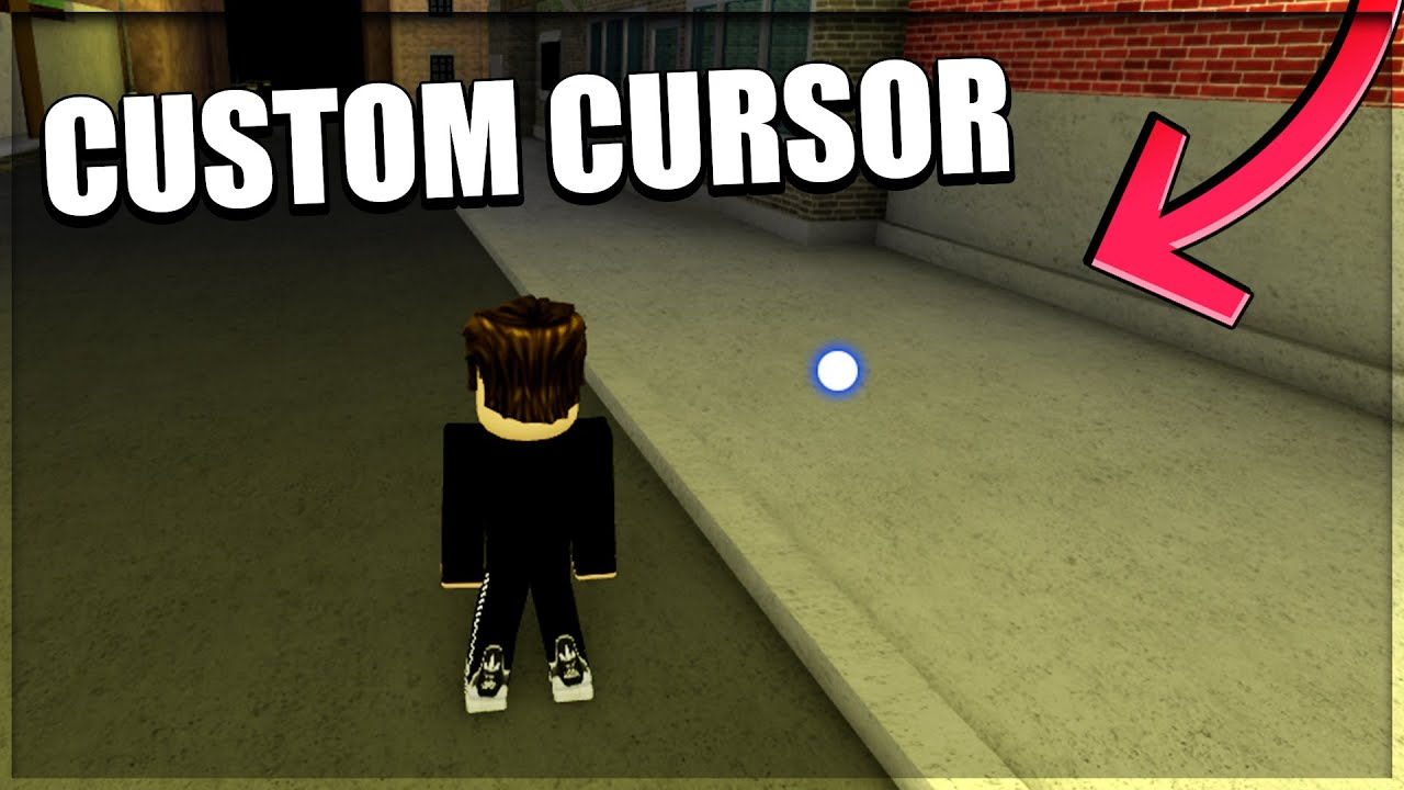 Download How To Get A Custom Cursor On Roblox