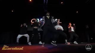 "Robert Taylor Jr Performs ""Rock That Body Gyal"" @ The Highline Ballroom For ""Carnival""  11-12 -2018"