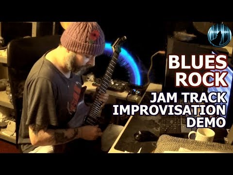 Blues Rock Guitar Improvisation