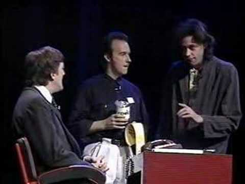 Stephen Fry Comic Relief 1986