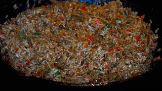 Dirty Rice | How To Cook The Best Dirty Rice Recipe