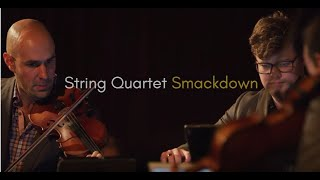 Golden Hornet | String Quartet Smackdown