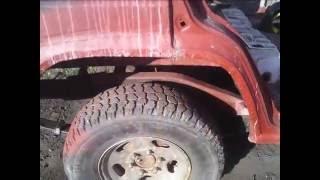 видео ремонт мицубиси паджеро