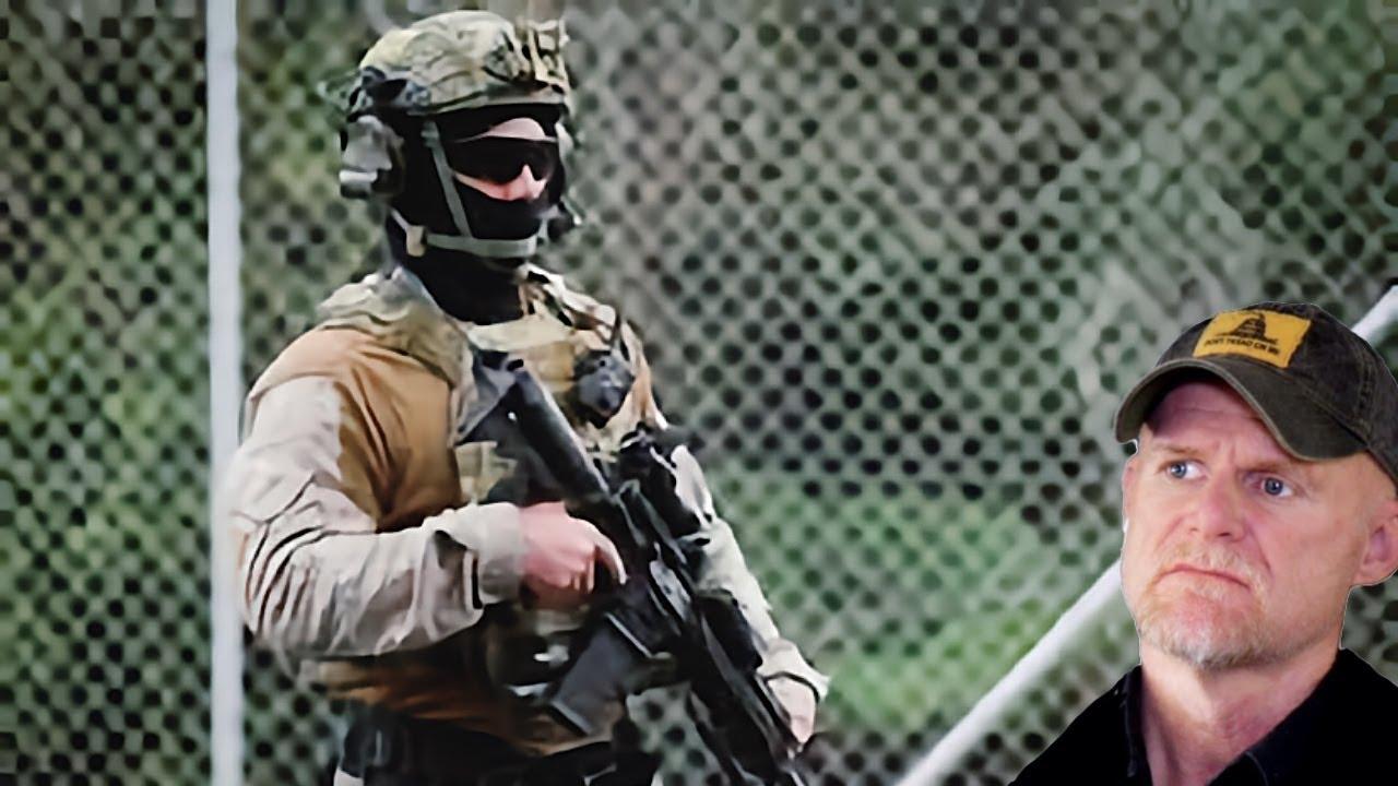 US Marine Reacts to NZ SAS Selection - Kiwi Warriors