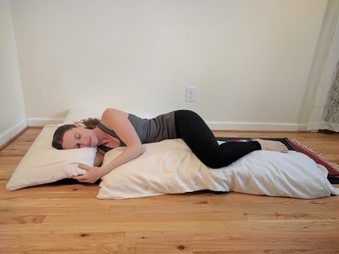 Restorative Yoga for Insomnia, Stress, or Chronic Pain with Abigail Redman