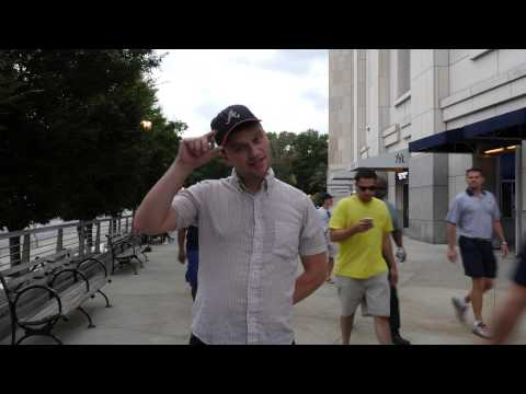 Kevin and Jimmy's Guide to New York City: Yankee Stadium