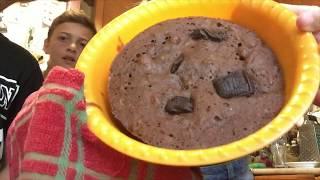торт за 5 минут в микроволновке/ DoraL