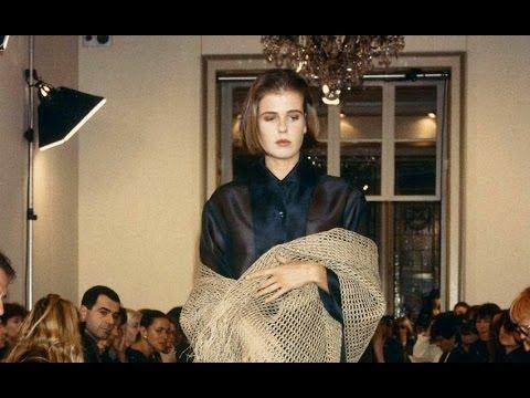 Prada | Spring Summer 1990 Full Show | Exclusive