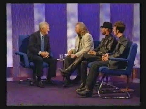 Bee Gees - interview & performs on Parkinson Show 2001