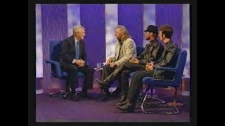 Bee Gees Interview Performs On Parkinson Show 2001