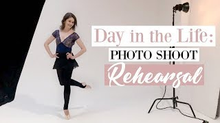 Day in the Life - Photo Shoot & Rehearsal | Kathryn Morgan Video