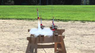 """Lift Off"" Cub Scout Rocket Launch Day 2011"