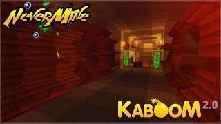 KaBOOM 2.0 || Прощай пещерная эра! || NeverMine
