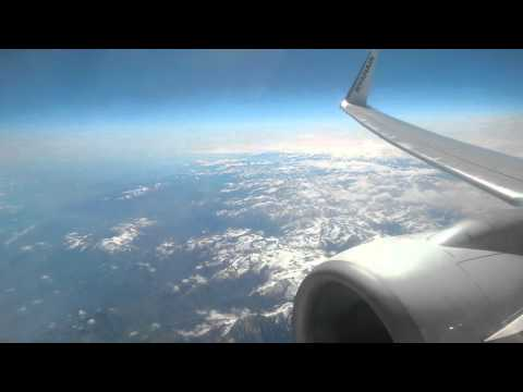 fl 340 over andorra and the pyrenees