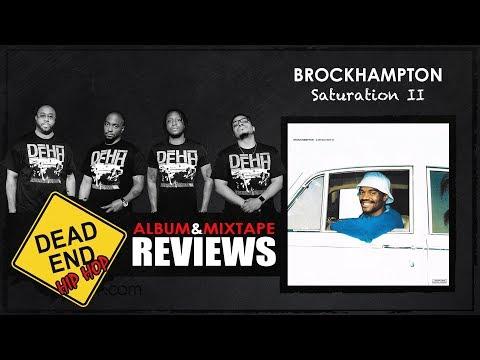 Brockhampton - Saturation 2 Album Review | DEHH