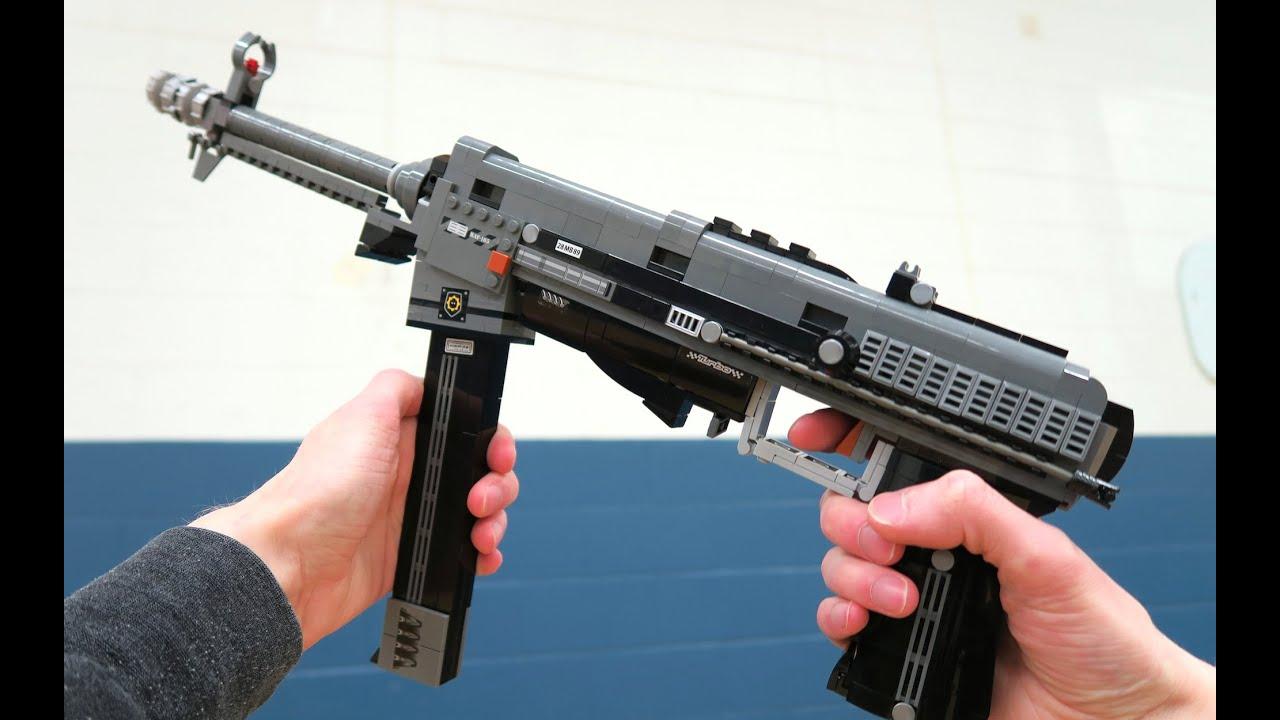 how to make real air gun