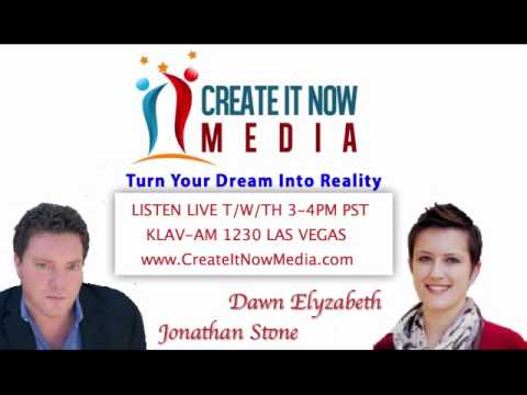 Create It Now Radio Show with Robert Golden of Karma International