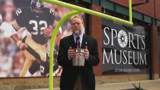 "The ""Immaculate"" Ice Bucket Challenge - Andy Masich at the Heinz History Center"