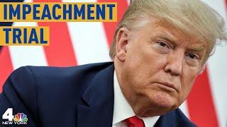 Watch Live: Day 3 of President Trump's Senate Impeachment Trial
