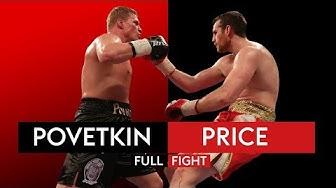 FULL FIGHT: Alexander Povetkin vs David Price   Big knockout! 🥊
