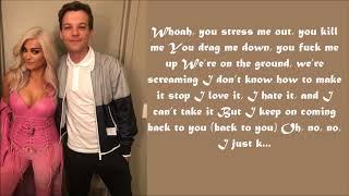 Louis Tomlinson – Back To You feat  Bebe Rexha TEEN CHOICE AWARDS PERFORMANCE (LYRİCS)