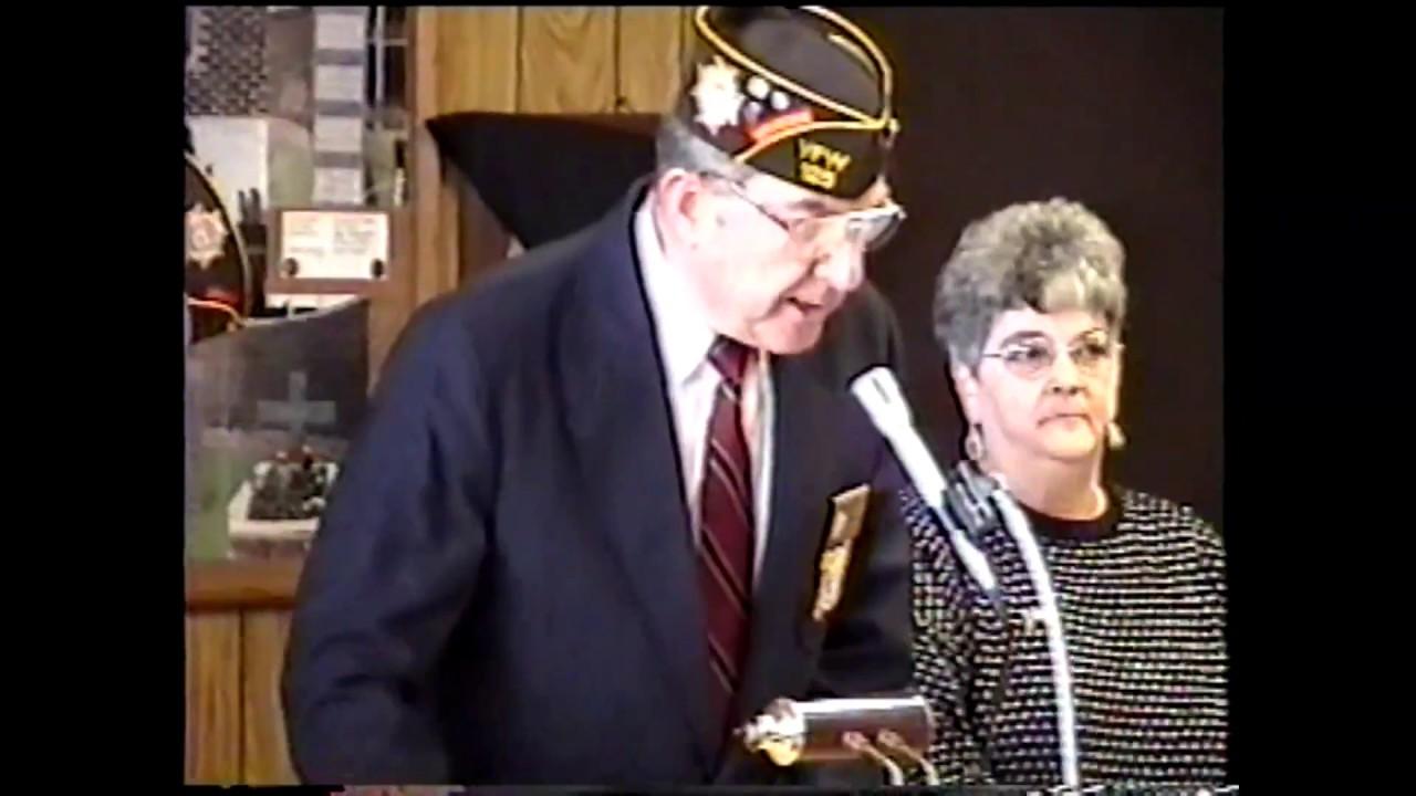 NCC - VFW 125 Veterans Day  11-11-01
