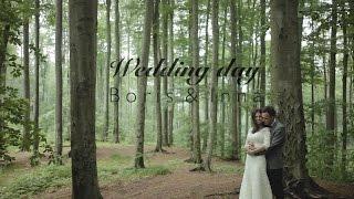 Wedding day Boris & Inna