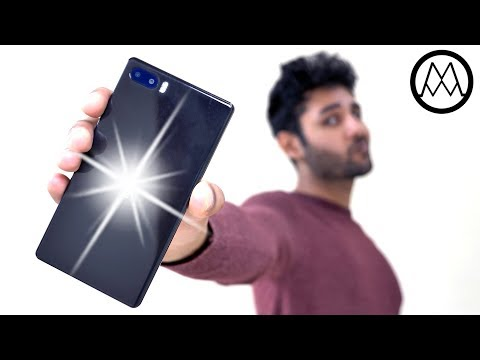 Bluboo S1 - The Smartphone that Glows!