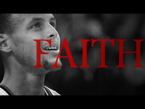 FAITH - Stephen Curry's Motivational Speech