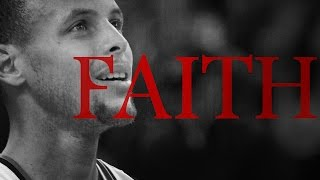 FAITH - Stephen Curry's Motivational Speech