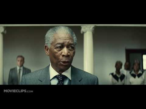 Invictus #3 Movie CLIP   This is the Time to Build Our Nation 2009 HD