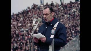 Les neiges de Grenoble - Xème Jeux Olympiques d'Hiver 1968