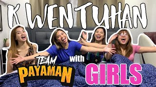 KWENTUHAN with Team Payamansion Girls! (Love Problems and Advice!!)