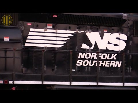 Norfolk Southern: An Evening at Jackson Yard
