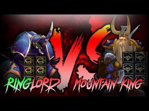 Warcraft 3 Неравная битва Выпуск 1 (The Uneven Fight-Episode 1)
