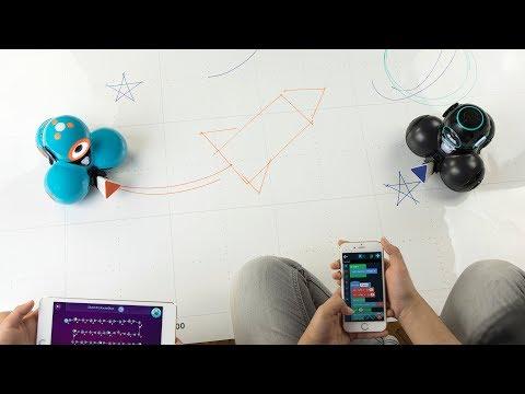 Introducing Sketch Kit For Dash And Cue Robots | Wonder Workshop
