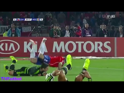 Football Fights 2015 [Copa America]