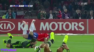 Football Fights 2015 Copa America