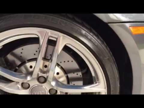 2012 Audi R8 4.2 6 speed
