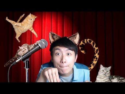 上CAT SHOW扮貓就有$10000蚊?