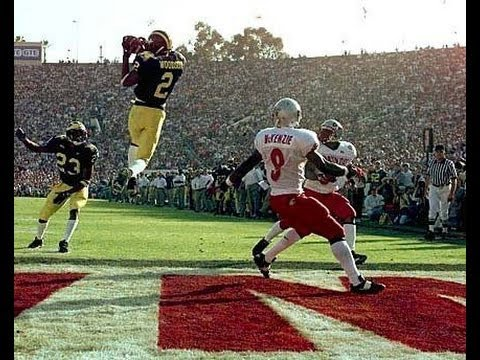 1998 Rose Bowl Washington State vs. Michigan - YouTube