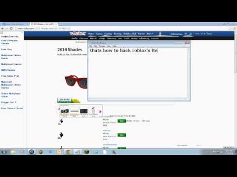 how to get unavailable items on roblox