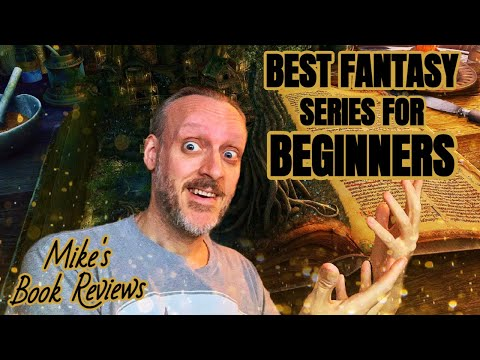 My Top 10 Fantasy Series For Beginners