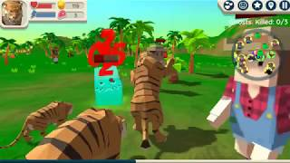 Tiger Simulator 3D Game Walkthrough
